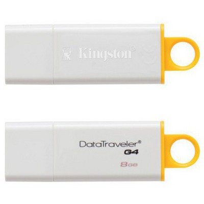Kingston 8GB DataTraveler G4 Flash Bellek (DTIG4/8GB)