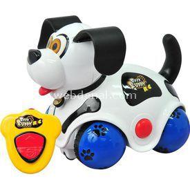 Road Rippers Best Buddy Uzaktan Kumandalı Sevimli Köpek Arabalar