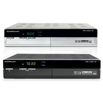 Goldmaster Pvr-76300 Cr Dijital Uydu Alıcısı Media Player
