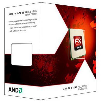 AMD FX-4300 Dört Çekirdekli İşlemci