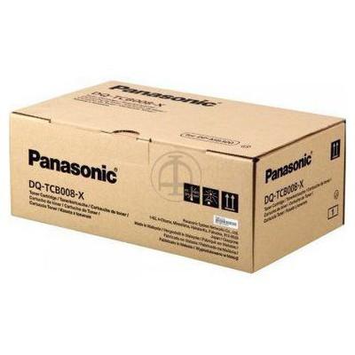 Panasonic DQTCB008X Siyah Toner