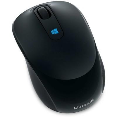 Microsoft 43U-00003 Mobile Kablosuz Optik  - Siyah Mouse