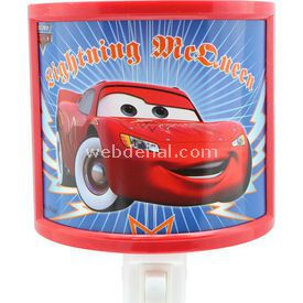YKC Disney Cars Gece Lambası Lamba & Abajur