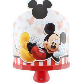 YKC Mickey Mouse 3d Ledli Sihirli Gece Lambası Lamba & Abajur