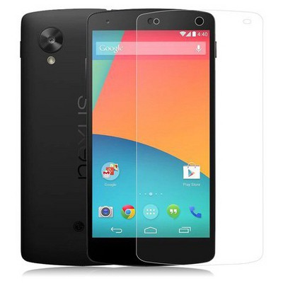 Microsonic Ultra Şeffaf  - Lg Nexus 5 Ekran Koruyucu Film