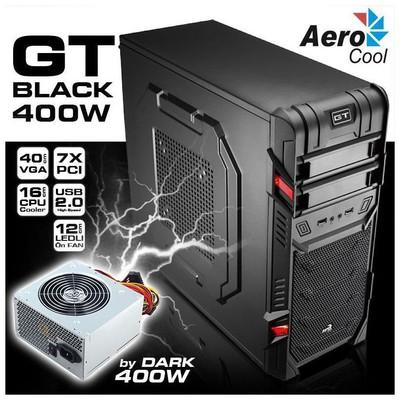 Aerocool GT 400w Gaming Kasa - AE-GT-400