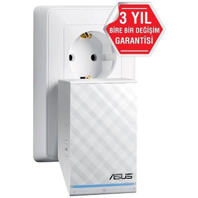 Asus RP-N14 Evrensel Alan Genişletici, Ses Aktarıcı 300Mbps Menzil Genişletici