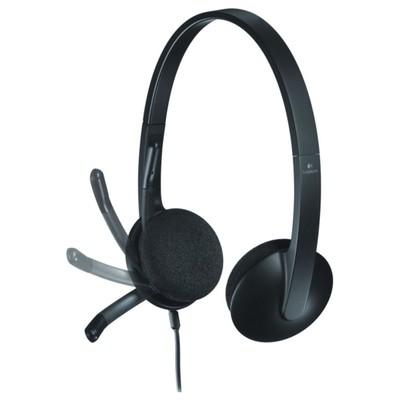 Logitech H340 Headset 981-000475 Kafa Bantlı Kulaklık
