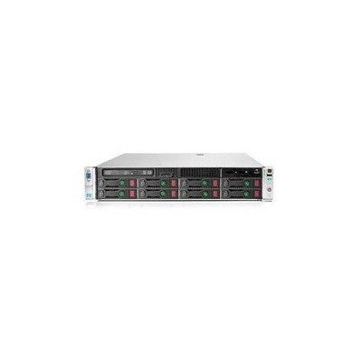 HP Srv 733646-425 Dl380p Gen8 E5-2620v2 16gb (2x8gb) Regıstered 3x300gb Sas Sff 2.5 Hot Plug P420i/1gb Fbwc Dvdrw 750w Sunucu