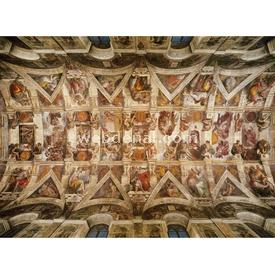 Clementoni 1000 Parça  Volta Della Cappella Sistina Puzzle