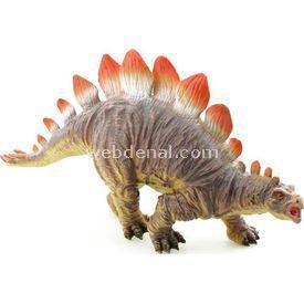 Bircan Oyuncak Büyük Boy Soft Dinozorlar Serisi Model 3 Figür Oyuncaklar
