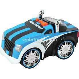 Road Rippers Road Rockin Sesli Ve Işıklı Oyuncak Araba Mavi Arabalar