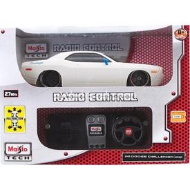 Maisto Dodge Challenger Concept 2006 U/k Araba 1:24 Beyaz Arabalar