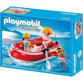 Playmobil SUMMER FUN MİNİ BOT OYUN SETİ 5439 4008789054395  Lego Oyuncakları