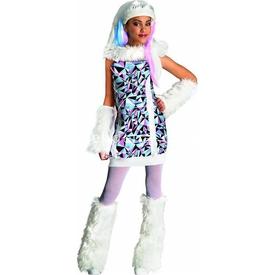 Rubies Monster High Abbey Bominable Çocuk Kostümü 12-14 Yaş Kostüm & Aksesuar