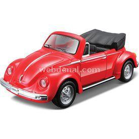 Maisto Vw 1303 Cabriolet Çek Bırak Oyuncak Araba Arabalar