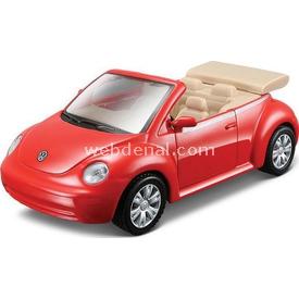 Maisto Volkswagen New Beetle 1:36 Çek Bırak Metal Araba Arabalar