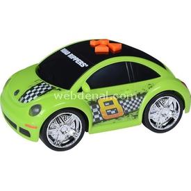Road Rippers Sesli Ve Işıklı Motorlu Araçlar Volkswagen New Beetle Arabalar