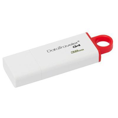 Kingston 32GB DataTraveler G4 Flash Bellek (DTIG4/32GB)