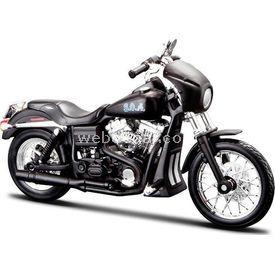 Maisto Sons Of Anarchy 2006 Harley Davidson Street Bob Tıg Model Motosiklet Arabalar