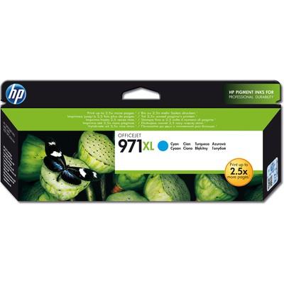 HP 971XL Mavi Kartuş CN626A