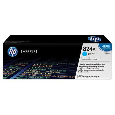 HP Cb381yc (824a) Cam Göbeği Taahhutlü  31.000 Sayfa Toner