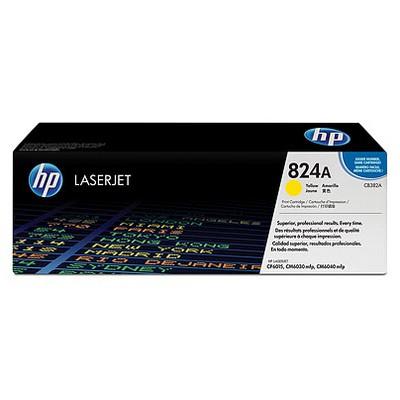 HP Cb382yc Ton Color Laserjet Sarı Kartuş Toner