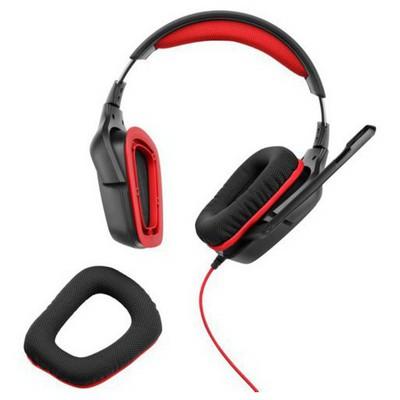 Logitech G230 Kablolu Oyuncu Kulaklığı 981-000540 Kafa Bantlı Kulaklık