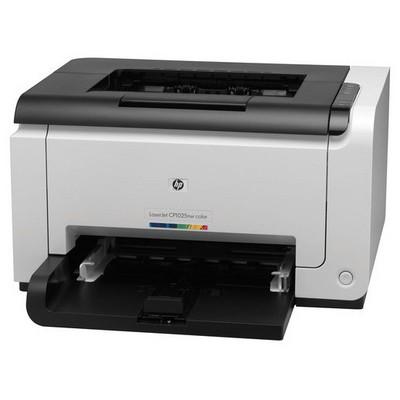 HP LaserJet Pro CP1025NW CE918A Renkli Lazer Yazıcı