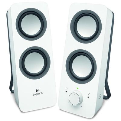 Logitech Z200 1+1 Stereo Hoparlör - Beyaz (980-000811)