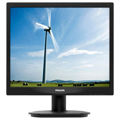 "Philips 17S4LSB/62 17"" 5ms Led Monitör"