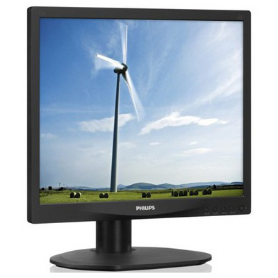 "Philips 17S4LSB/62 17"" 5ms SXGA Kare Monitör"