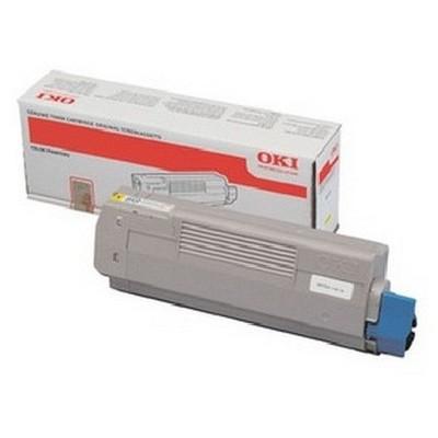 oki-c610-y