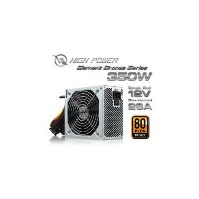 High Power HPG-350BR-H14S 350W 80+Plus Bronze Aktif PFC Yüksek Verimli Gerçek güç kaynağı Güç Kaynağı