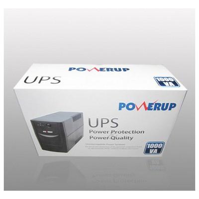 PowerUP 1kVA Kesintisiz Güç Kaynağı (UPS-PL-1100VA-01)