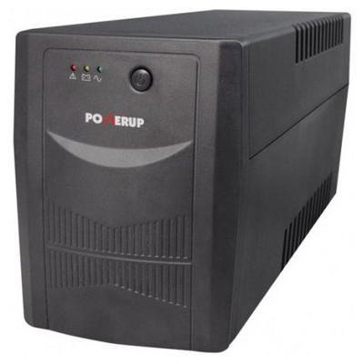 Powerup Ups-pl-1150va-01 1500va (led) Line Int. Rs232 + Rj45 Ups