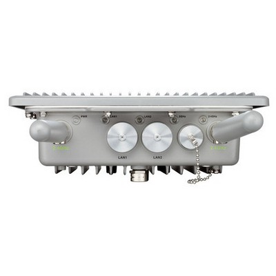 D-link Dap-3690 Dual Band (2 X 5 Dbı 2.4 Ghz / 2 X 7 Dbı 5.0 Ghz) 802.11n, Poe Outdoor 20dbm, 2 Port 10/100/1000base-tx Access Point / Repeater