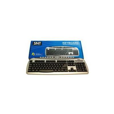 SNT Sx-k698 Multimedya Usb Kablolu Klavye