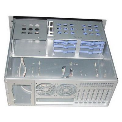 TGC -43400 4u Kısa Server Kasa Sunucu Aksesuarları