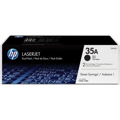 HP 35A CB435AD 2'li Toner