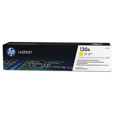 HP 130A Sarı CF352A 1000 Sayfa Toner