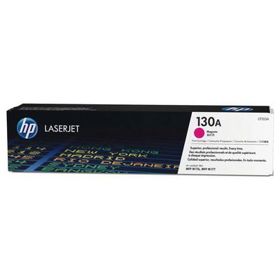 HP 130A Kırmızı CF353A 1000 Sayfa Toner