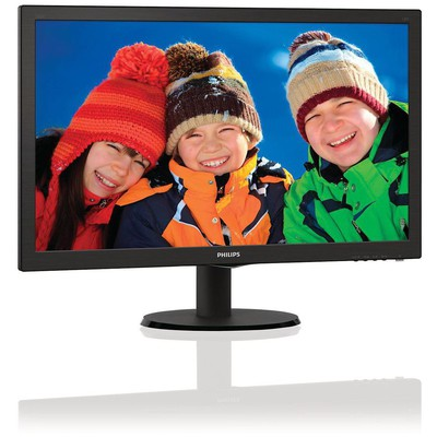 "Philips 243V5LAB/01 23.6"" Full HD Monitör"
