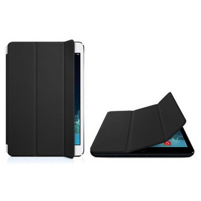 Microsonic Magnetic Uyku Modlu Ipad 5 Air Smart Cover Case Kılıf Siyah Tablet Kılıfı