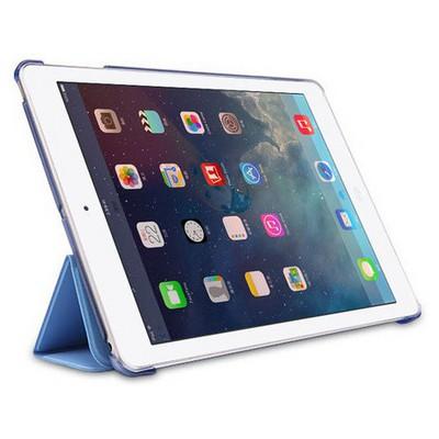 Microsonic Ipad 5 Air Smart Case Ve Arka Koruma Kılıf Mavi Tablet Kılıfı