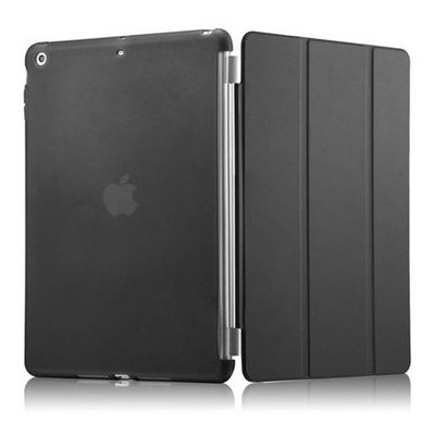 Microsonic Ipad 5 Air Smart Case Ve Arka Koruma Kılıf Siyah Tablet Kılıfı