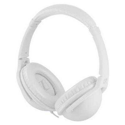 Trust 19626 Urban Revolt Duga Mikrofonlu Kulaküstü Kulaklık Beyaz Kafa Bantlı Kulaklık