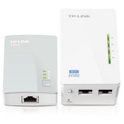 Tp-link TL-WPA4220KIT 300Mbps AV500 WiFi Powerline Extender