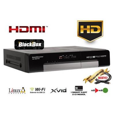 Goldmaster Hd-1060 Pvr Dijital Uydu Alıcı Media Player