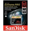 SanDisk  SDCFXPS-064G-X46 Ext PRO 64GB FLASH MEMORY 160MB/S